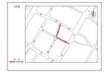 宁波孝闻巷地块拟建两条城市支路!