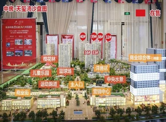 中房·天玺湾丨株洲河西板块的强势逆袭!