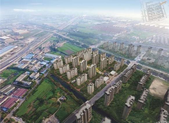 扬州蓝湾华府发展潜力大、商业活力足、生态人居舒适,户型性价比高