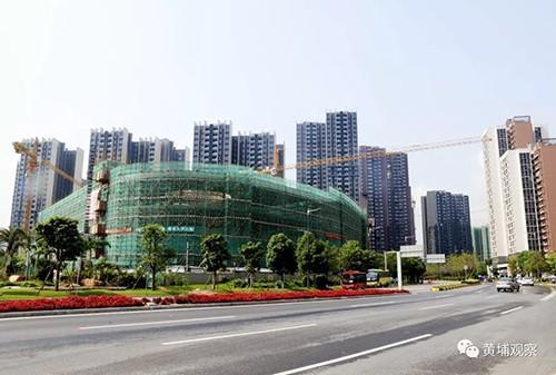 重磅消息!广州本土商业巨头落户知识城!