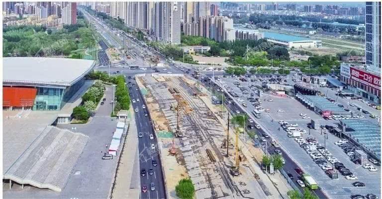 浑南大道快速路预计2020年年底建成通车