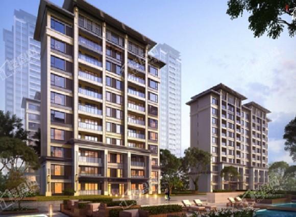 藍光·雍錦灣5月26日示范區即將開放 建面約98-143㎡高層待售