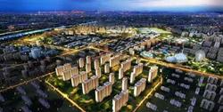 最热区域秦汉新城项目绿地新里•格林公馆均价8800元/㎡