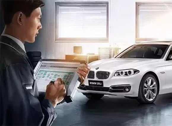 东青·颐和原著携专业BMW售后服务进邓州——悦享免费服务到家
