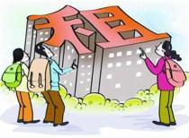 租房淡季房源多租客少,北京住宅租赁量价齐跌