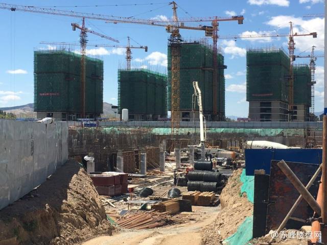 【楼盘专题】赤峰市在建工程项目进程盘点