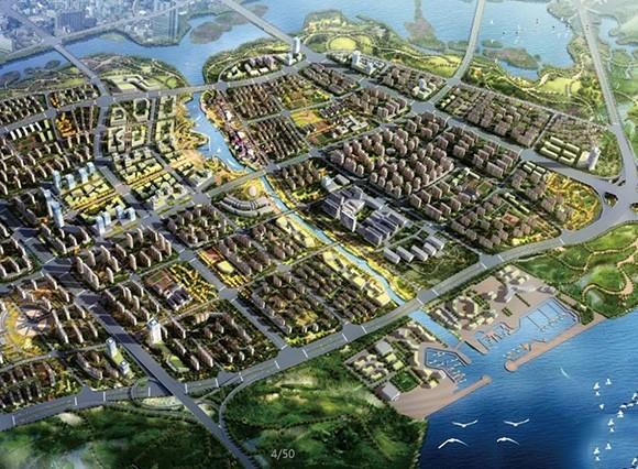 台商白沙片区最新规划出炉!规划人口13.5万,涉及9.15平方公里!还有…
