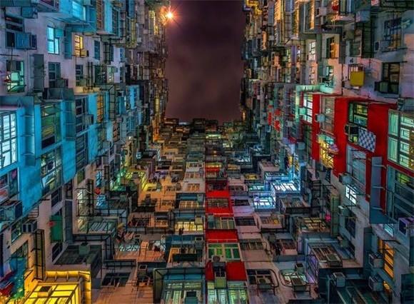 香港楼市疯了?连续5年全球最贵