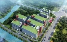 重磅好消息!望牛墩芙蓉、金沙产业中心完成工程总量40%!计划年底完工