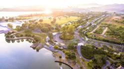 天津城市建设提速 大型公园配套加速落地