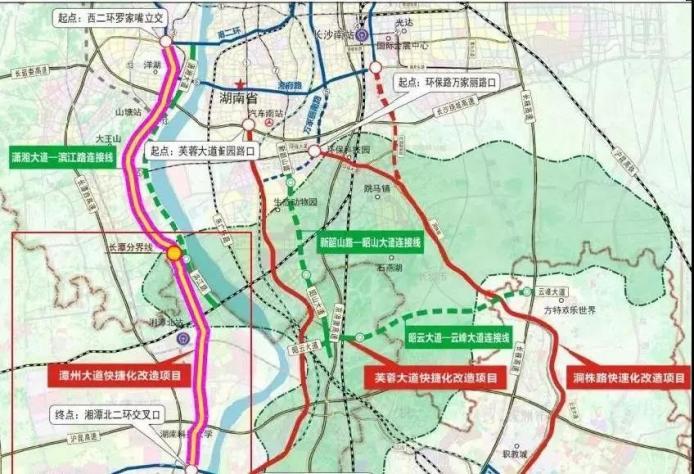 """湘潭九华经开区""""滨江之湾"""",潜力之大,未来不可估量。"""