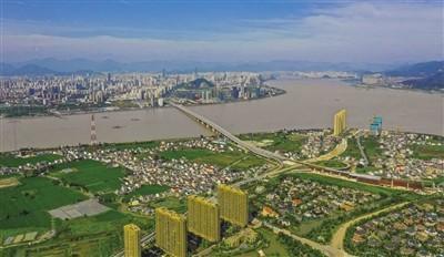 城市島居生活,你更看好誰? 七都 vs 三江