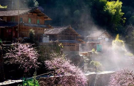 新一批中國傳統村落名錄公布 溫州9個村上榜