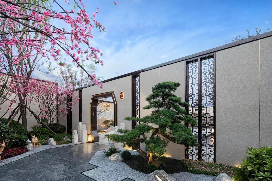 荆州领地蘭台府,一个最宜人居的高端社区