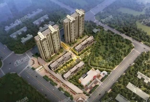 漢陽區洺悅芳華 | 一處城芯毛坯真洋房