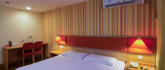 武汉:酒店床单洗过几次扫码即知