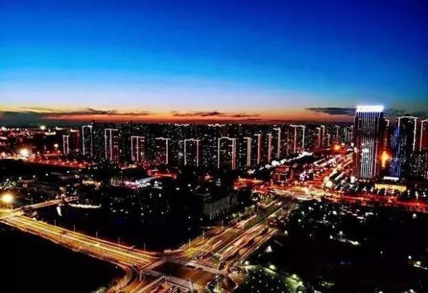 """宁波前湾新区:我很""""中意""""你"""