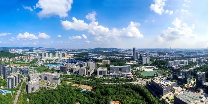 黄埔科学城七年转型阵痛,未来最大绿色居住区在这一带!