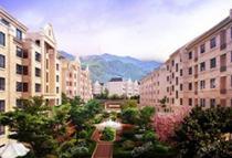 金地浅山艺境首付12万起南部新城买两居