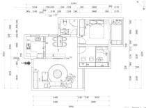 69平方米小户型两房改造