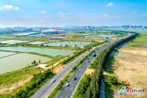沿海大通道(晋江大桥—石狮界)改建工程预计年底完工