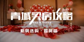 青城买房攻略第十五期:(新房选购:婚房篇)