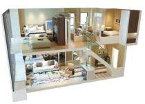 """房产情报/鄞州中心区域,公寓楼总价90万左右,宝龙有""""硬货""""!"""