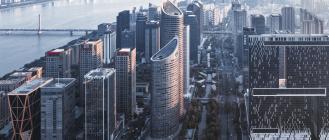 滨江集团一日斥资59亿拿下杭州两宗地块