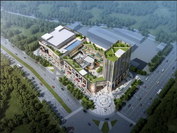 总建4.7万㎡!惠安老城区首个城市综合体!拟建高层酒店/店面/商业街/电影院......