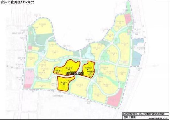 共計373.5畝!北部新城三宗居住用地控制性詳細規劃修改方案公示!