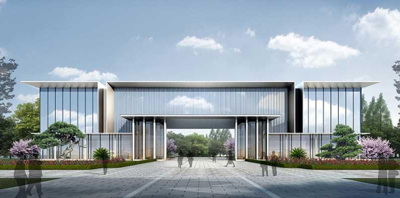 江北水镇·当代卢卡庄园:城市向东 远见崛起的未来