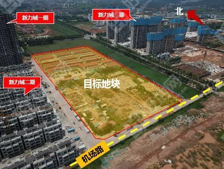樓面價創新高!保利11.5億元拿下惠城水口中心區優質地塊