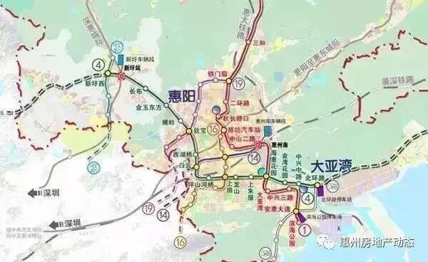 在深圳上班,惠州買房靠譜嗎?