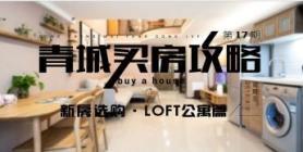 青城买房攻略第十七期:(新房选购:LOFT公寓篇)