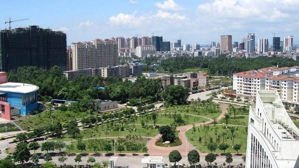 钦州市启动市县级国土空间总体规划编制