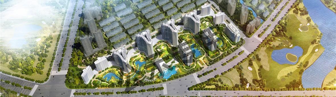 银滩西区又一北海楼盘崛起!彰泰碧海银滩项目进入批前公示