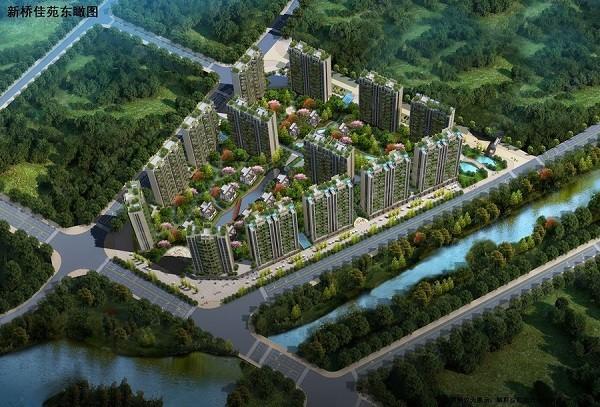 曲靖创森宜居引领全国 新桥佳苑诠释森林城市