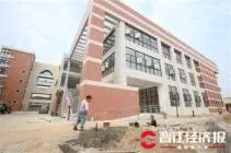 共设35个班 招收1700多名学生!晋江第八实验小学这所小学2校区将开办…