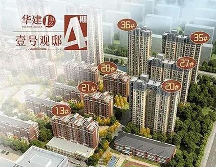 华建1街区四期10+1瞰景小高层新品即将加推