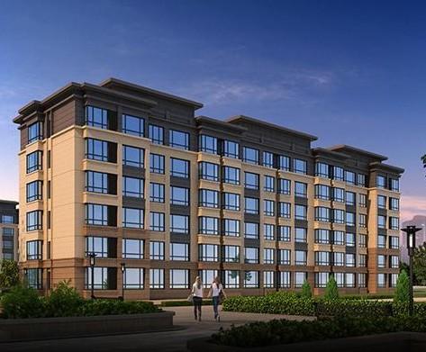 嘉明瑞利昌庭花园规划公示 涵盖9栋商品住宅