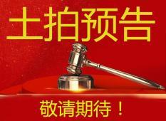 〖土拍预告〗赣县区城北新区一地块挂牌出让