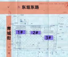 旭辉长安里项目规划曝光 为旭辉南石家庄村改造项目 此前曾2.05亿摘地