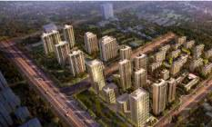 裕华区东华国樾府施工进展 111平米三室即将开盘