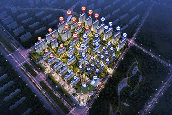 2300亩北湖边的未来之城—东方今典·印象湖山