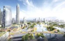 鹿泉预计年底中央商务活力区开工 周边楼盘再赢红利