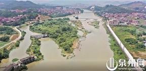 泉州最长堤防建设项目 晋江防洪工程已建堤65公里