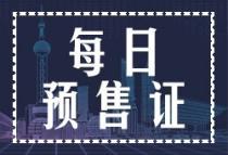 【每日预售证】南昌融创文旅城、中大弘阳等取得预售证
