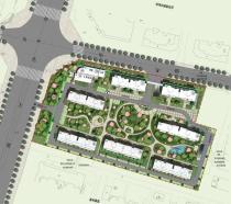 蚌埠悦景花园小区将建设9层-18层住宅
