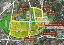 溢价率53.66%!中海6.3亿竞得池店南超12万㎡地块,限价11989元/㎡......
