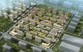 碧桂园嘉誉里:公园旁 智能化 人民生活大城